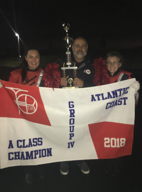 Kingsway Regional Marching Band Takes Home the Gold