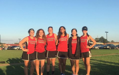 Kingsway Girls Tennis: A Victory for Senior Night