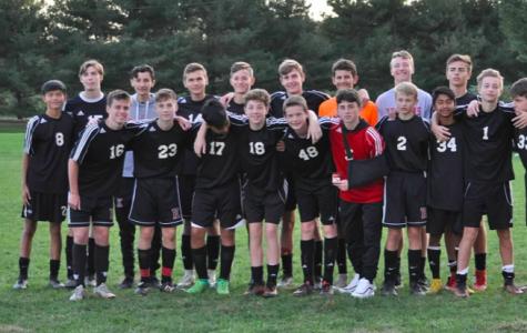 JV Boys Soccer Finishes a Strong Season