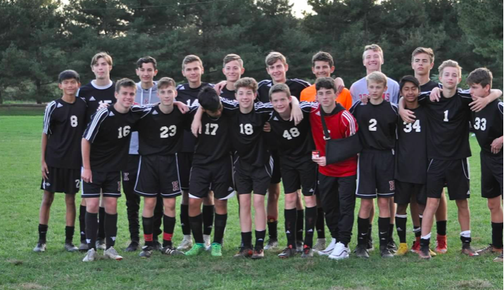 JV Boys Soccer Finishes a Strong Season