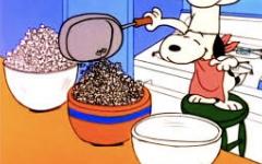 A classic Thanksgiving cartoon