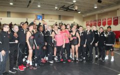 Boys' Wrestling Team Wins State Title
