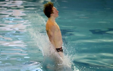 Colin Hickey, 6-Dive Championships at GCIT, Jan. 17, 2019