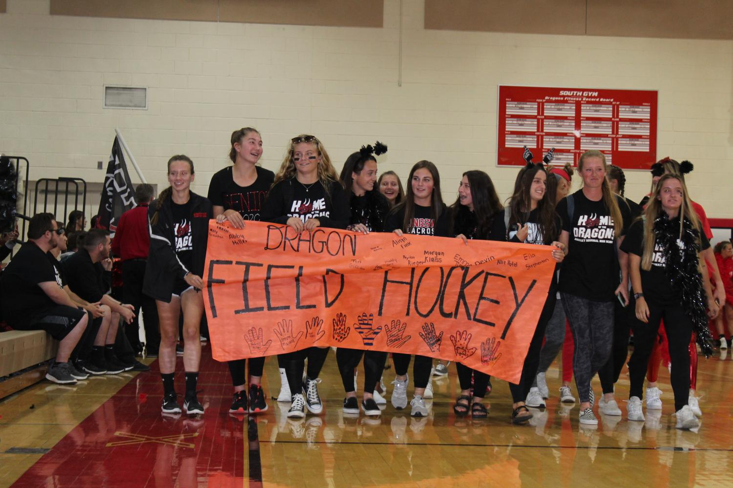 Kingsway Field Hockey: Scoring On And Off The Field