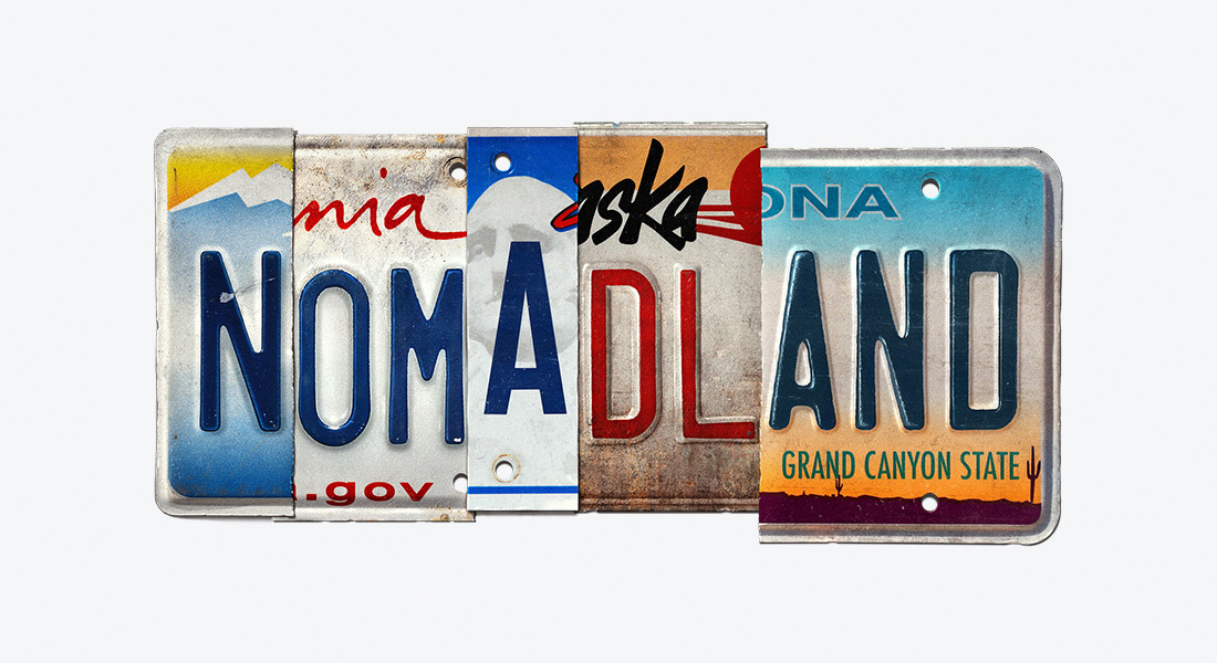 Nomadland: Winner of Best Picture- Drama in the 78th Annual Golden Globe Awards